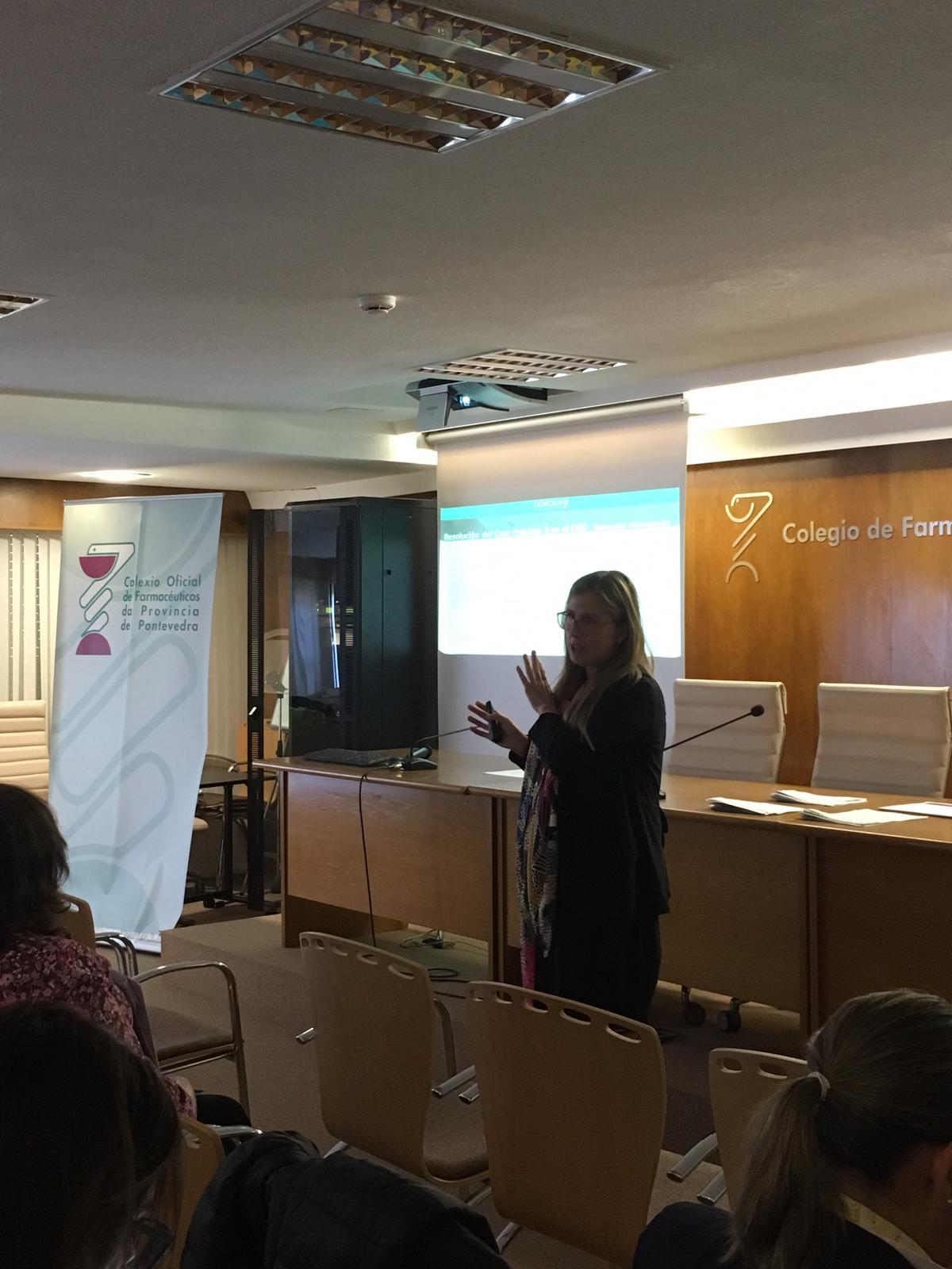 Se completa la formación del programa Concilia Medicamentos 2