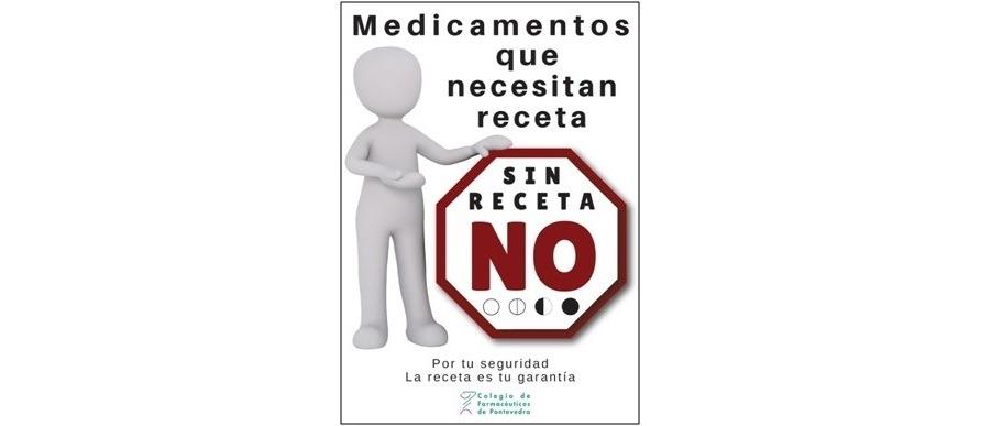 """Campaña """"Sin receta NO"""""""