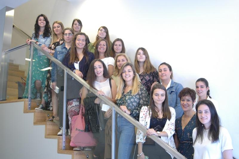Bienvenida a la 9ª promoción de precolegiados del Colegio de Farmacéuticos de Pontevedra