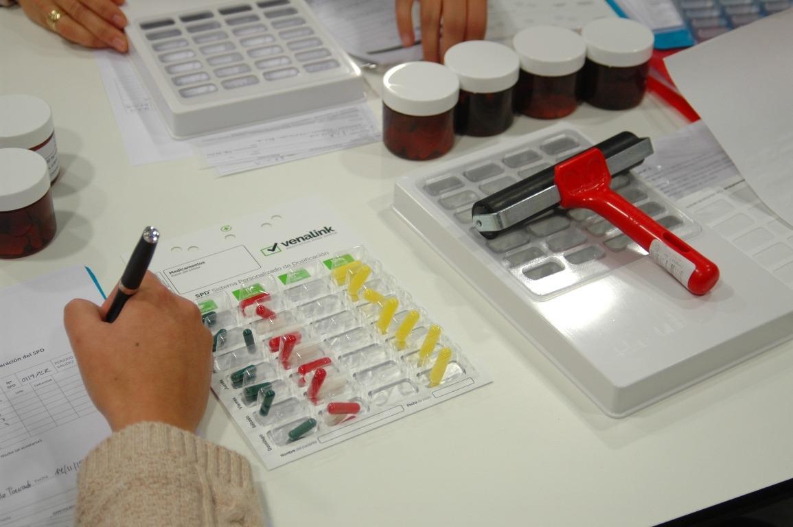Curso: Implementación de sistemas personalizados de dosificación (SPD®) en la Oficina de Farmacia