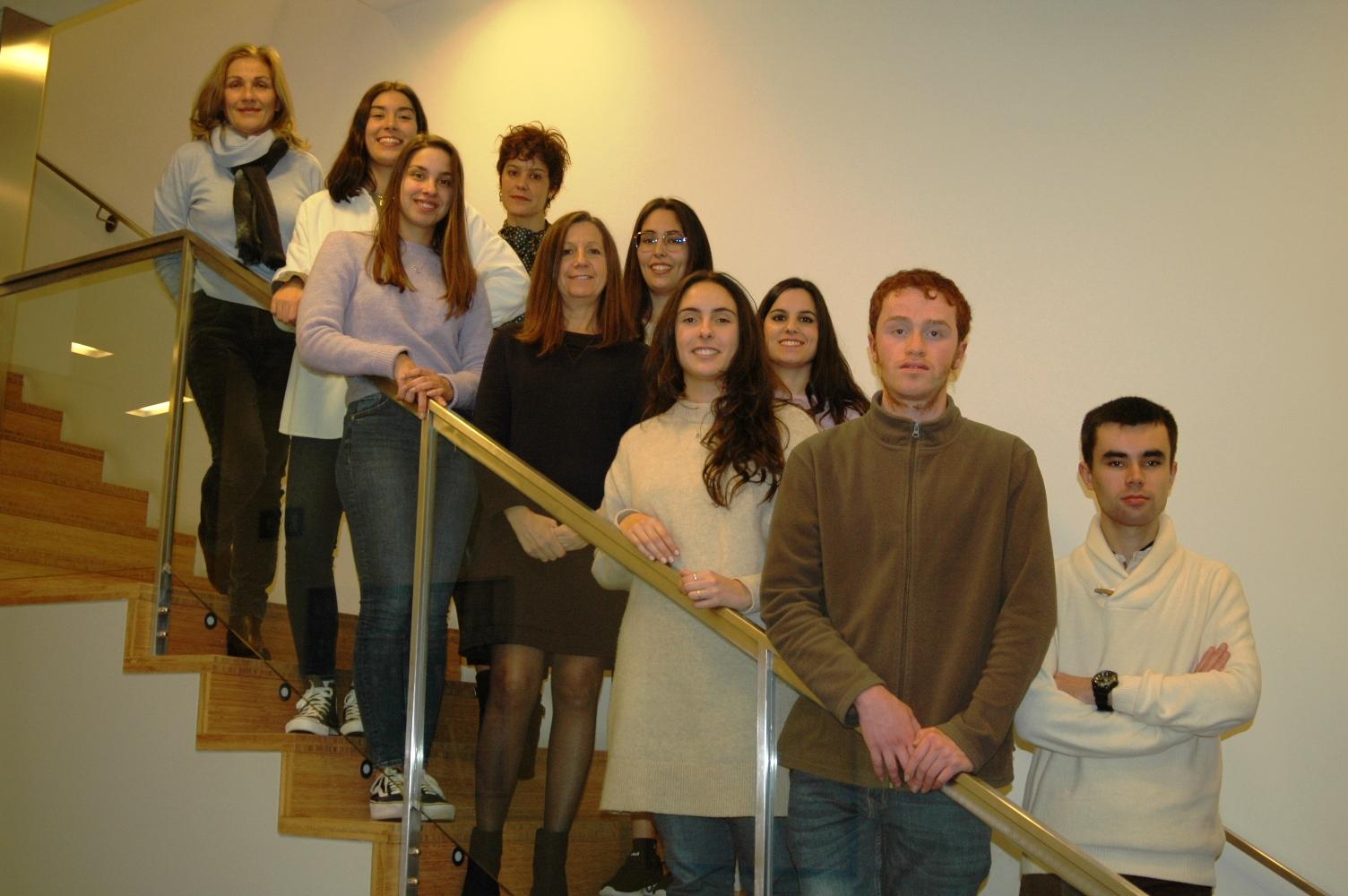 Bienvenida a la 10ª promoción de precolegiados del Colegio de Farmacéuticos de Pontevedra
