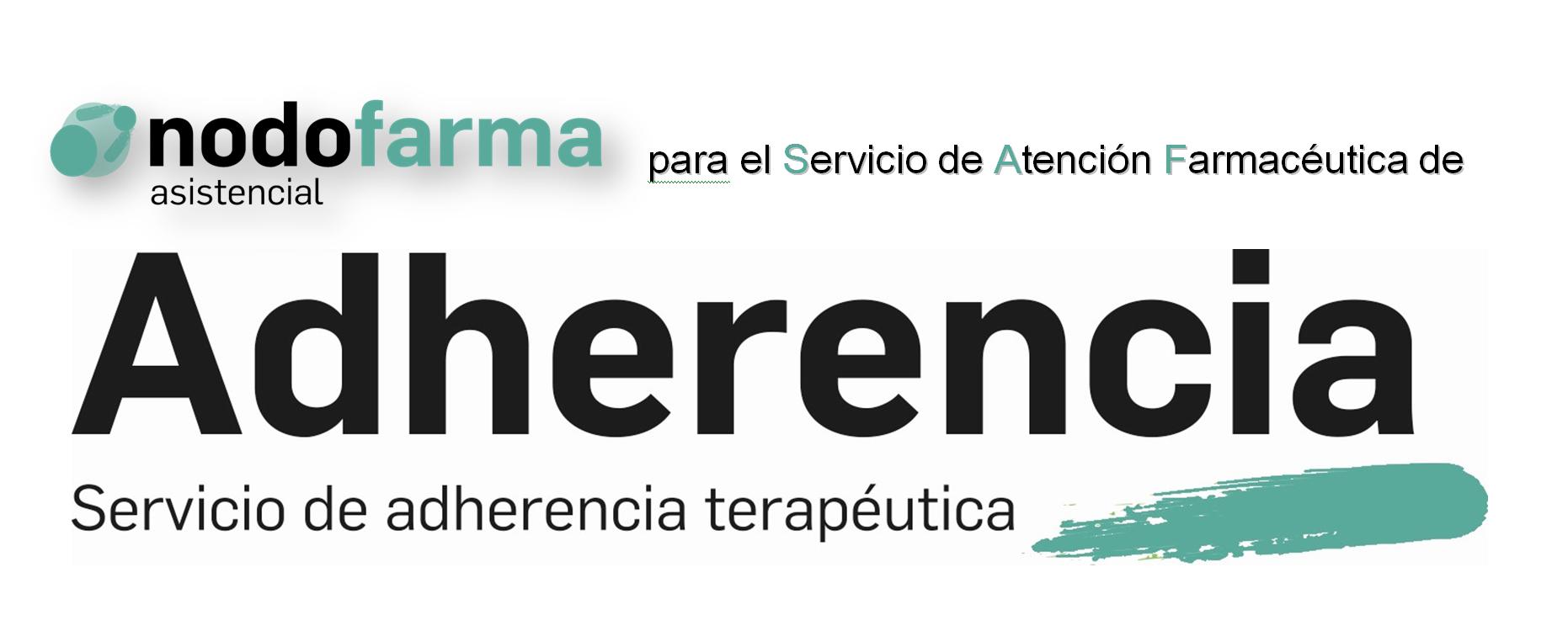 """Formación: """"Nodofarma Asistencial para el servicio de Adherencia Terapéutica en farmacia comunitaria"""" - Colegio de Farmacéuticos de Pontevedra"""